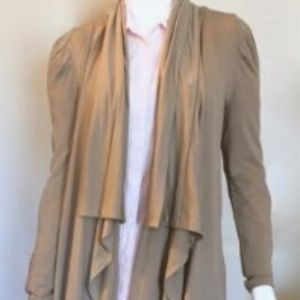 NEW Ann Taylor Open Cardigan Sweater M